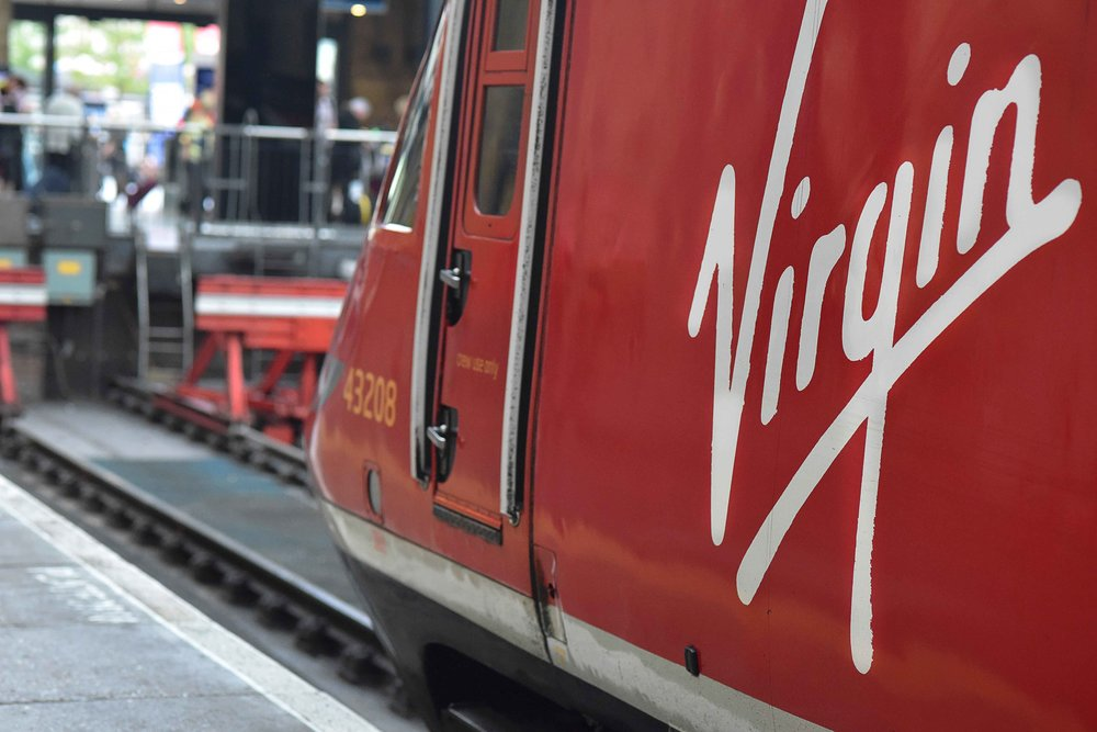 Virgin Trains East Coast, London King's Cross. Image©sourcingstyle.com