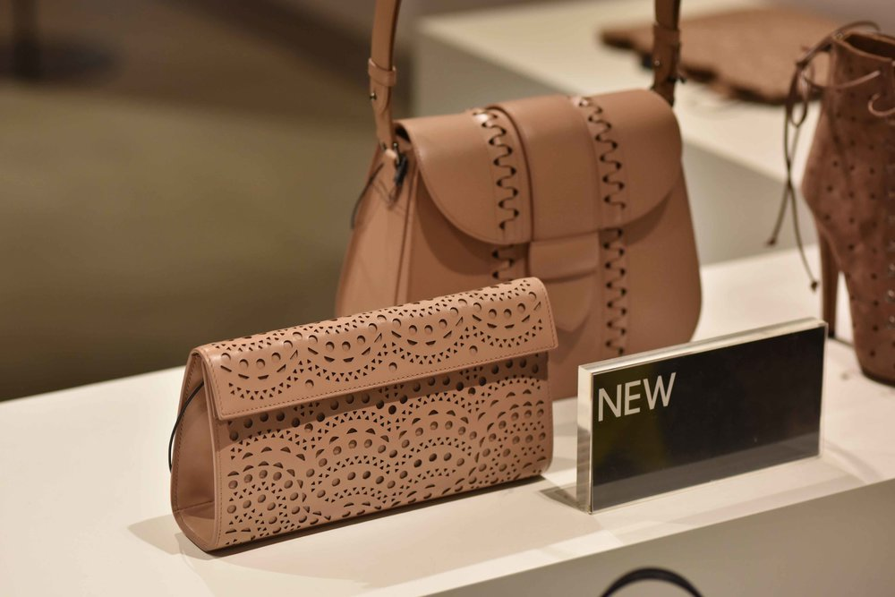 Selfridges, new handbags, London, U.K. Image©sourcingstyle.com