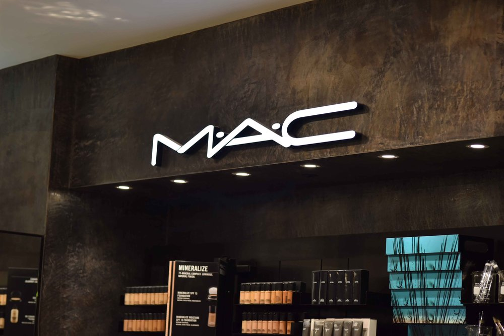 Mac at Selfridges, London, U.K. Image©sourcingstyle.com