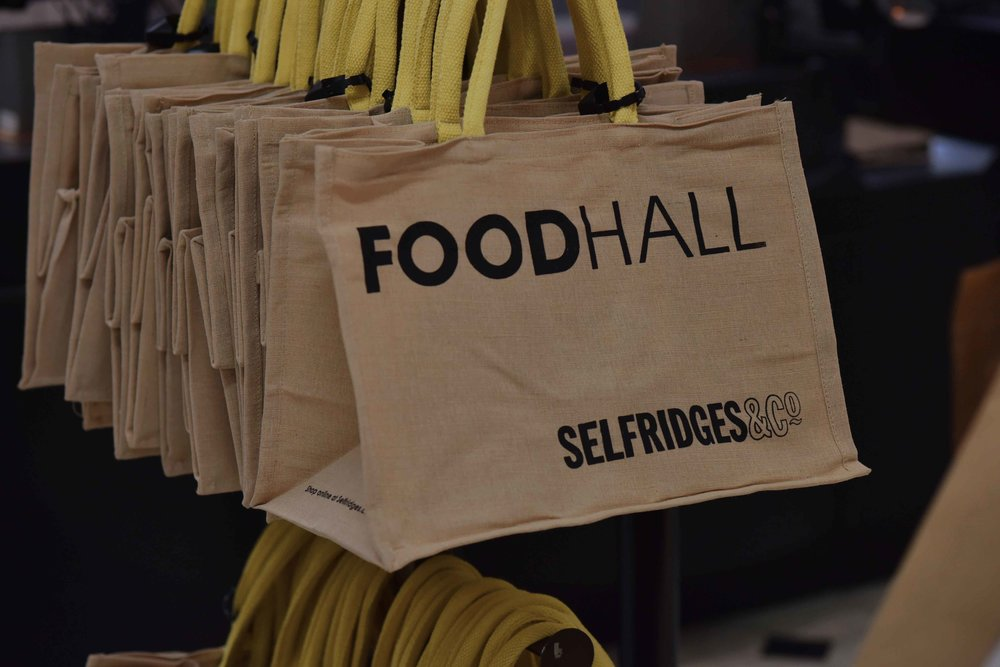 Foodhall, Selfridges, London, U.K. Image©sourcingstyle.com