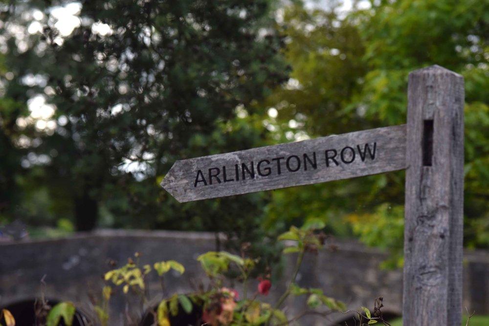 Arlington Row, Bibury, Cotswold, England. Image©sourcingstyle.com