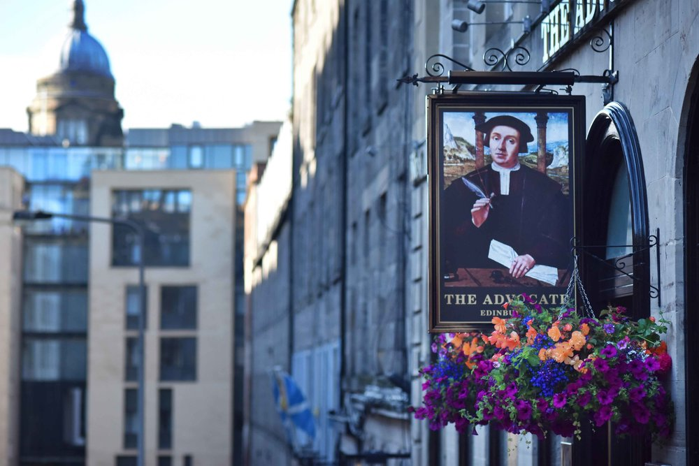 Edinburgh Old Town, Edinburgh, Scotland. Image©sourcingstyle.com
