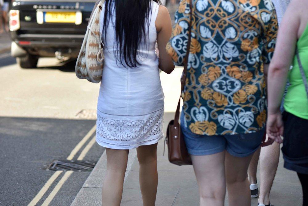 ASOS dress, Dior bag, Henley on Thames. Image©sourcingstyle.com.