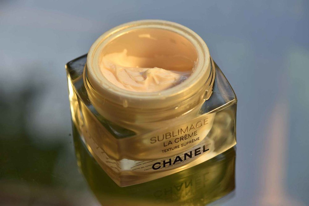 Chanel Sublimage cream. Image©sourcingstyle.com