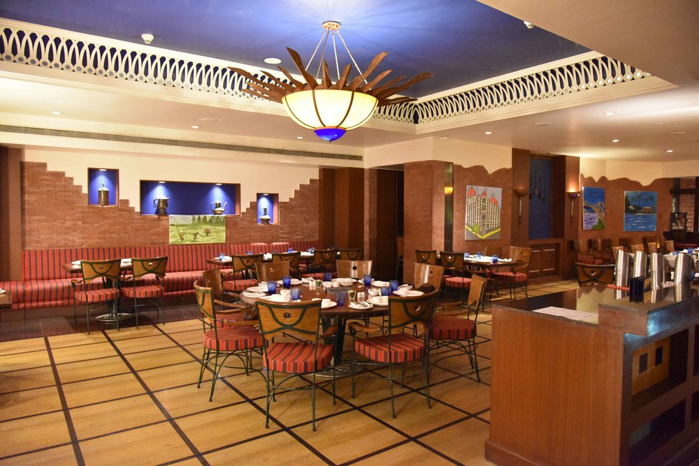 Radisson Blu Hotel, Kabab Factory, Ranchi, Jharkhand, India. Image©sourcingstyle.com.