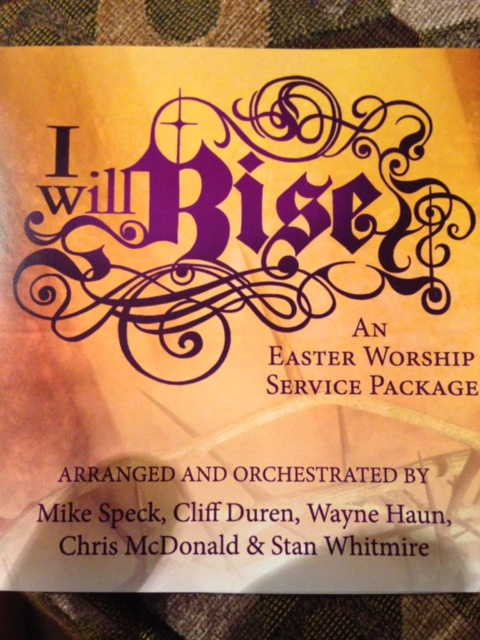 This was one of many of our yearly Easter Cantatas that we present to celebrate the Resurrection of our Savior.