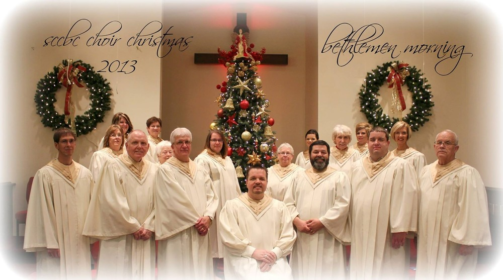 """A Bethlehem Morning""  Christmas Cantata 2013"