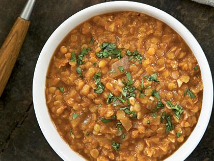 Red Lentil Stew
