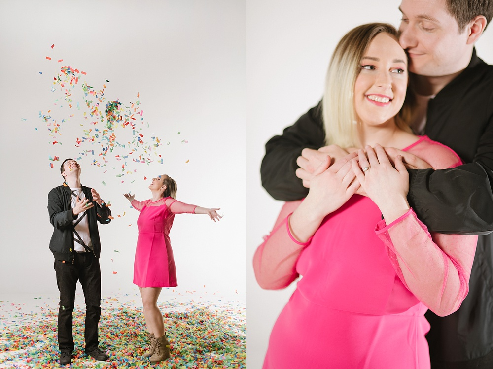 virginia-photographer-confetti-engagement-session-fun
