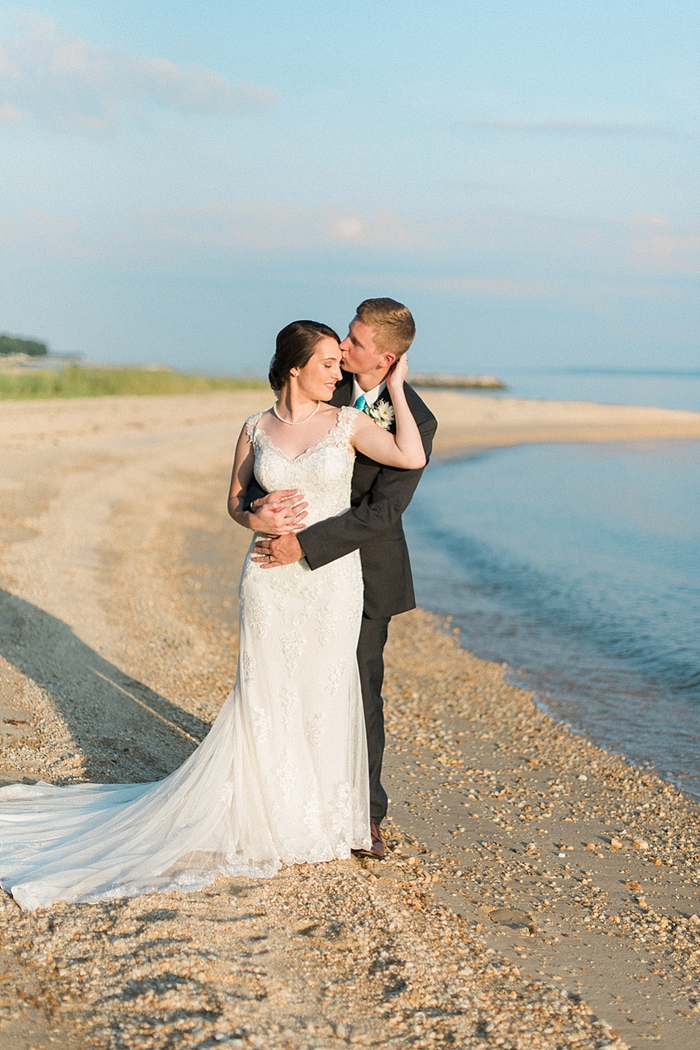 swan point wedding southern maryland wedding photographer ica images