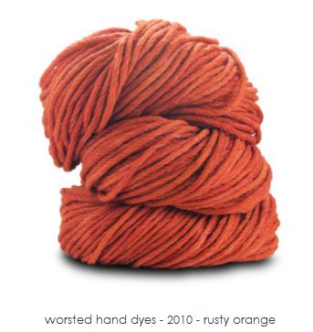 WHD Rusty Orange 2010