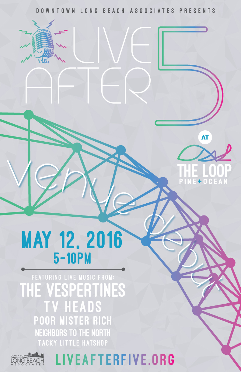 MAY - THE LOOP VENUE DEBUT