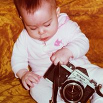 baby me with dad's nikon F.jpg