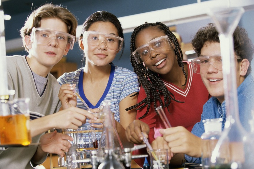 Four Different Types of STEM Schools