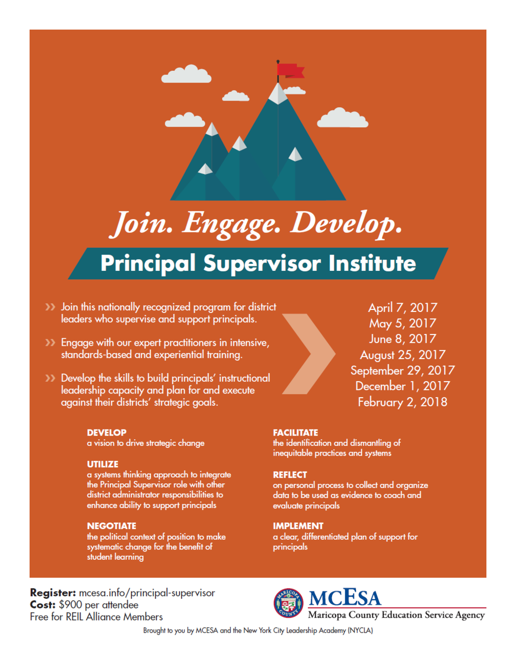 Download the Principal Supervisor Flyer