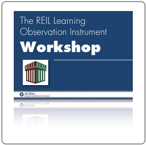 Observation Instrument Workshops