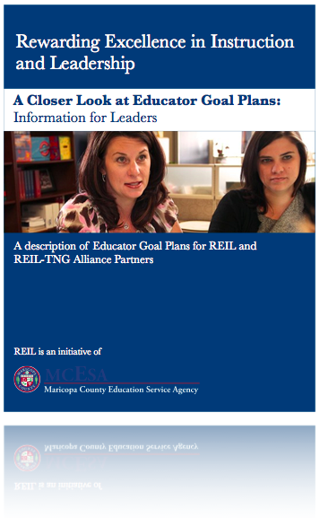 A Closer Look at Educator Goal Plan: Leaders