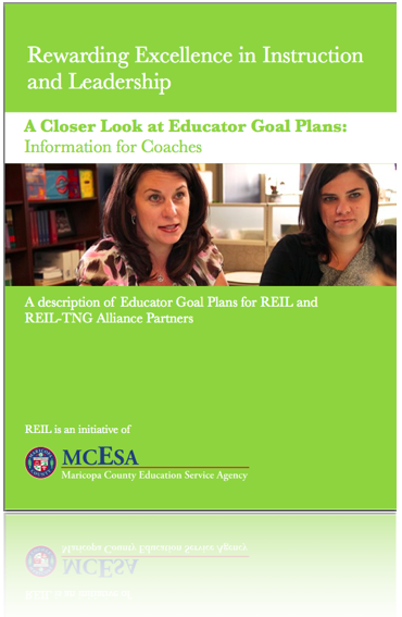 A Closer Look at Educator Goal Plan: Coaches