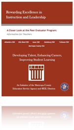A Closer Look at the Peer Evaluator Program