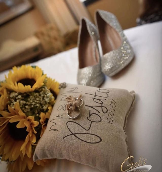 Another #tdrinthewild! How beautiful is this shot! Our linen ring pillows are perfect for that special day! It makes a great keepsake and you can display it in your home proudly! Thanks @steffieebearrr for sharing this amazing shot on your special day!  #weddingphotography #weddingday #weddingringpillow #ringbearerpillow #personalizedgoods #love #wedding #classic #weddingmusthaves #linen #thedecoratedroom #tdrhandmade #tdrhandmadestudio