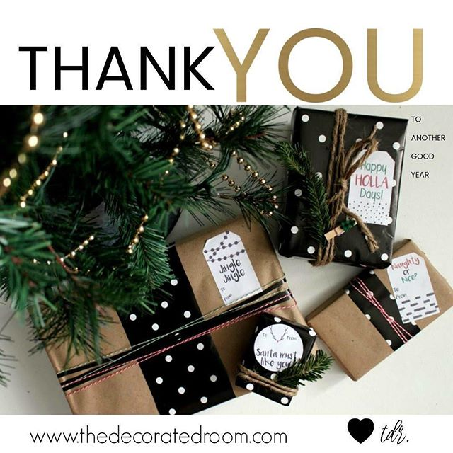 Officially on Holiday! In the last 30 days, we have made and shipped over 450 Handmade items (that is an insane amount of orders for 30 days!) to all over the world! In 2017, we have made over 2500 items! That's amazing and all thanks to you!  Yesterday we dropped off the last package for 2017! Thank you ALL for another amazing year! 2017 was a blast! We enjoyed making special items for you and yours! We wish everyone a safe and happy holidays! Merry Christmas from our family to yours! See you all in 2018! • • • • • • •  #signingoutfortheyear #holidaytime #familytime #lovewhatyoudo #16hourdaysaredone #fornow #foratleast2weeks #thankyou #love #support #tdrhandmadestudio #etsyshop #etsylove #etsysellersofinstagram #handmadeislove #seeyounextyear #merrychristmastoallandtoallagoodnight