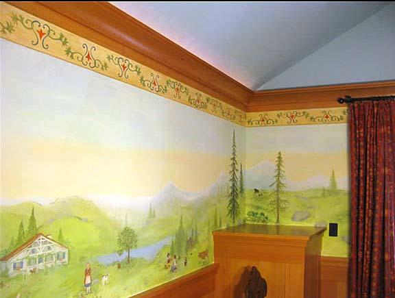 2006 Tyrolean Village Child's Bedroom 1 Sugarbowl, CA.jpg