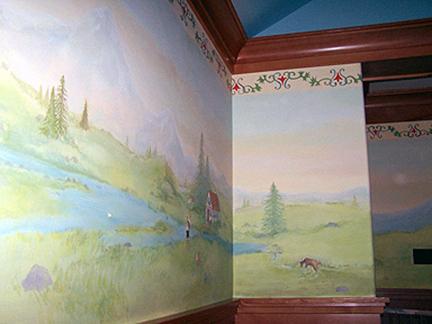 2006 Tyrolean Village Child's Bedroom 4 Sugarbowl, CA.jpg