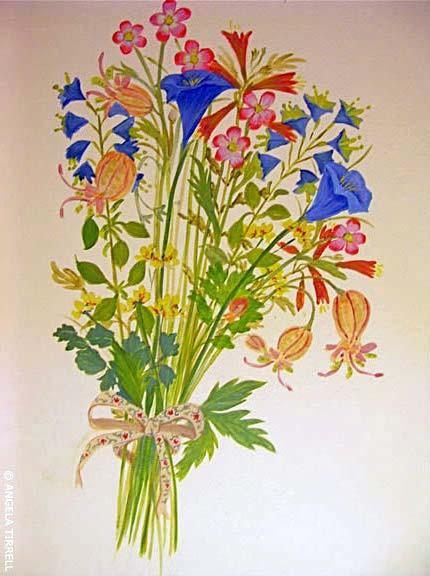 2006 Tyrolean Village Child's Bedroom Detail Wildflowers Sugarbowl, CA.jpg.jpg