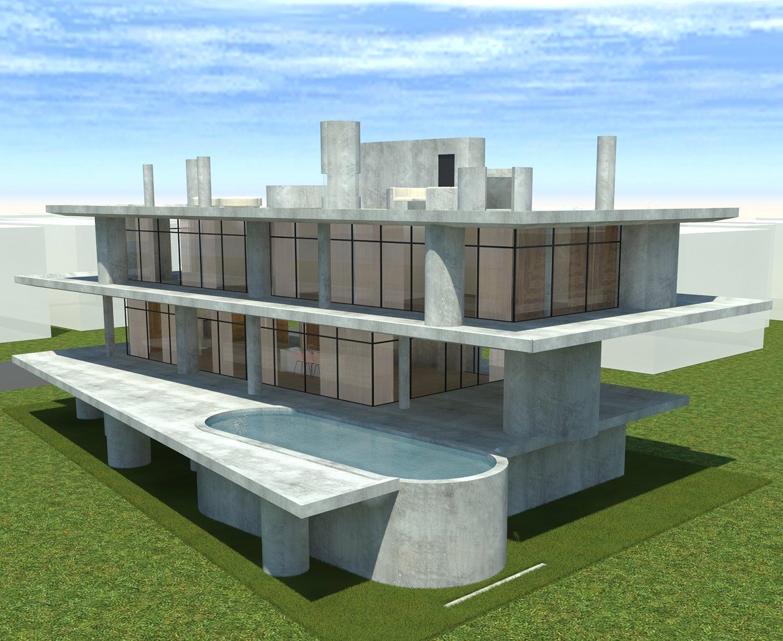 Bluarch architecture