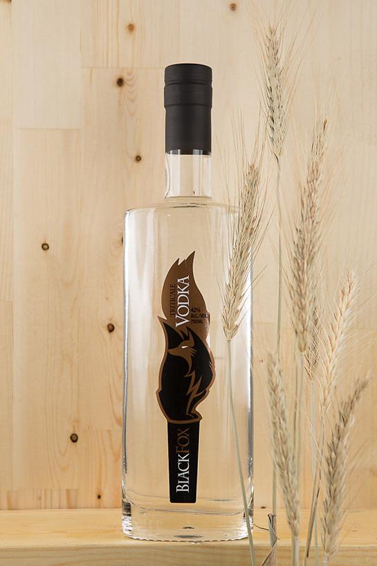 Black Fox Vodka - Crafted Varietal Expressions