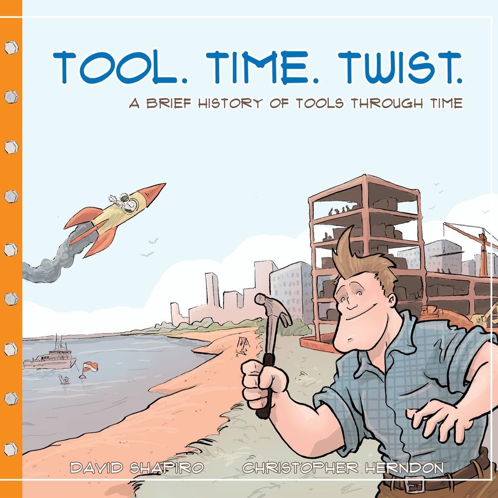 Tool. Time. Twist. $17.99