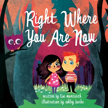RIGHT WHERE YOU ARE NOW $16.95