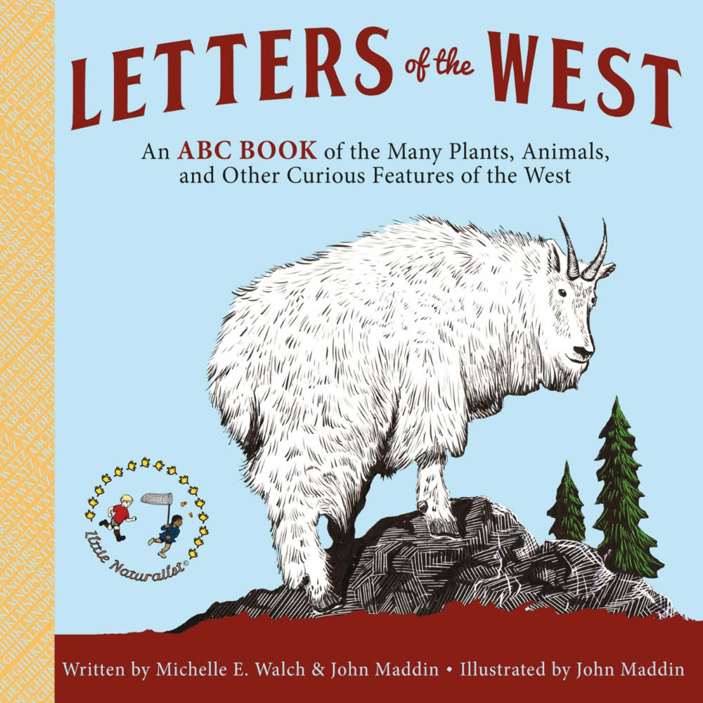 LETTERS OF THE WEST $17.99