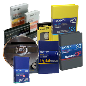 Professional Video Transfer Services in Los Angeles