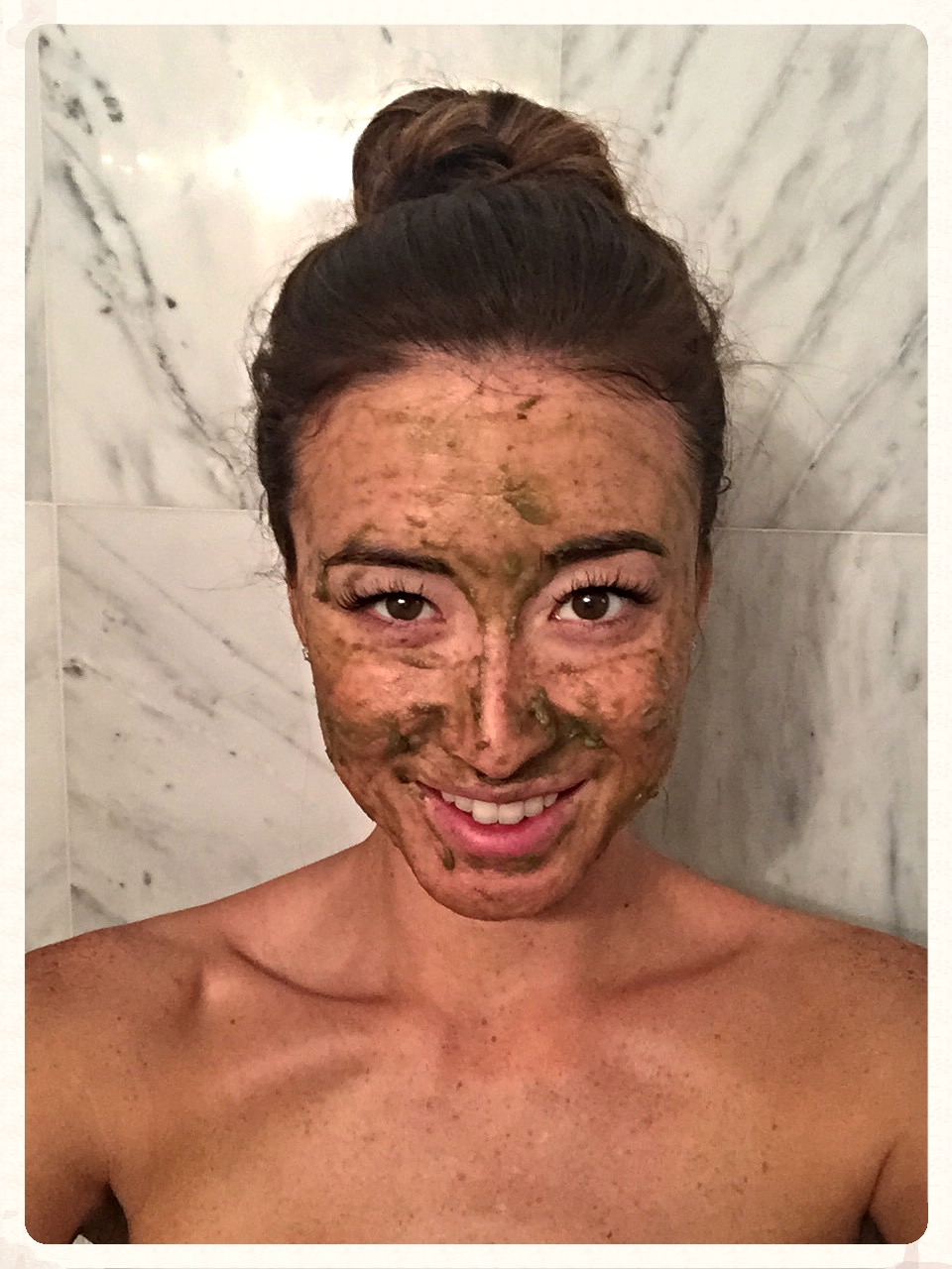 Sexy right? I promise, your skin will thank you...