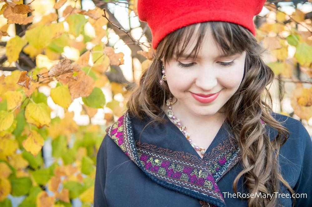 Camille DaSilva: TheRoseMaryTree.com