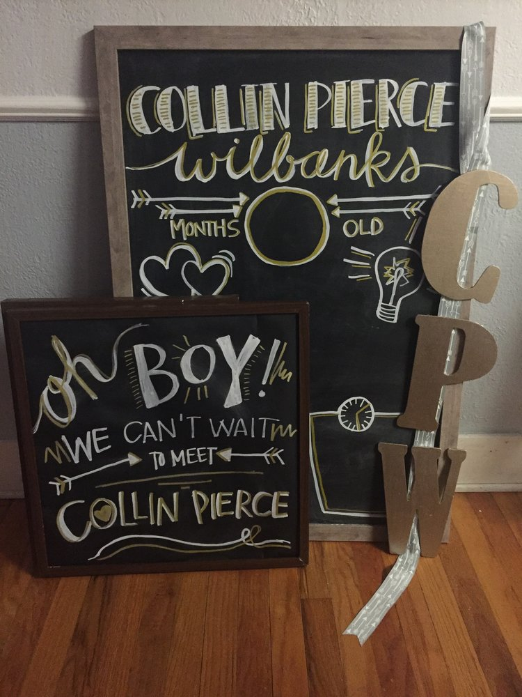 Copy of Chalkboards & Gifts