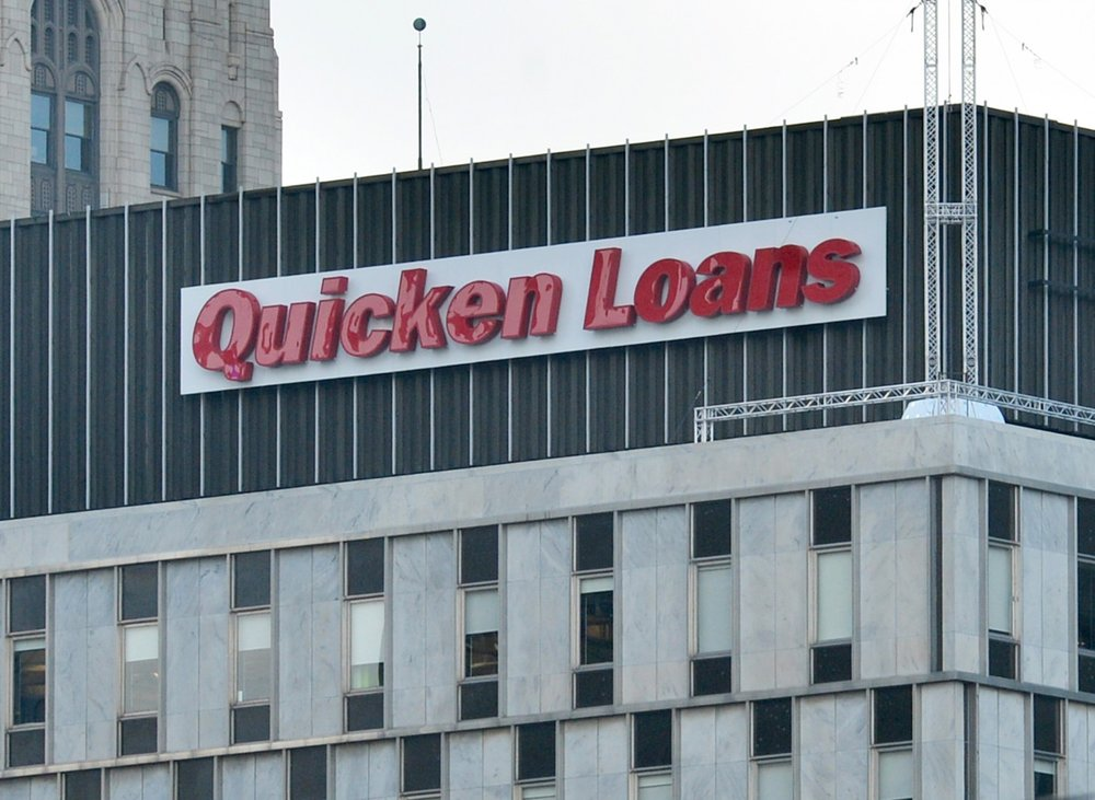 Quicken Loans has seized a larger share of the mortgage market but rising interest rates and anticipated deregulation under President Trump could change things. (Uli Deck/picture-alliance/dpa/AP )