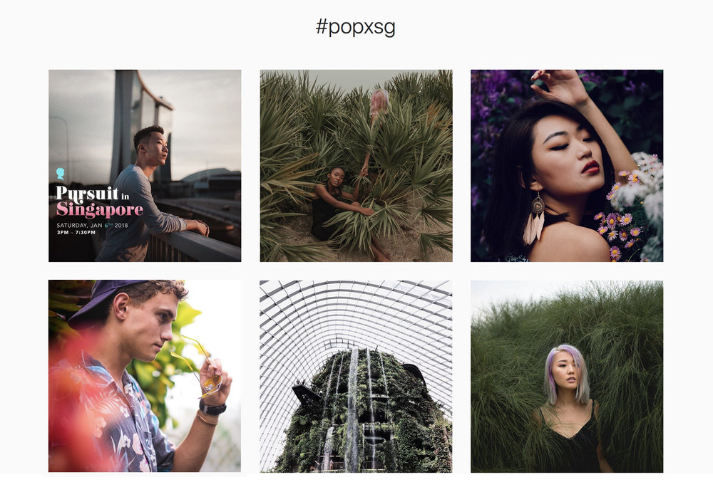 Select photos above via  #PoPxSG