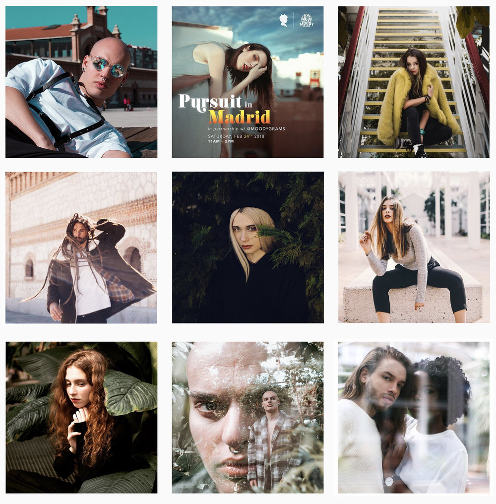 Select photos above via  #PoPxMadrid
