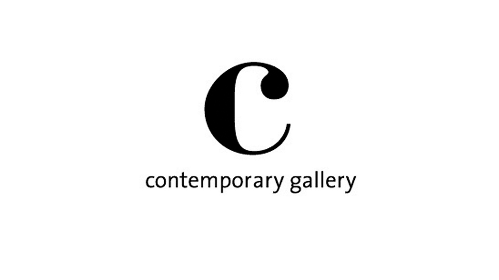contemporary gallery logo