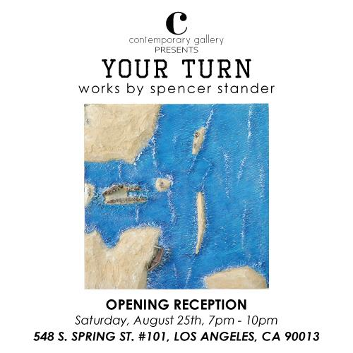 Spencer Stander Opening Reception