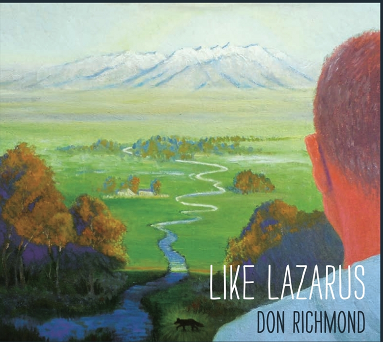 DR Like Lazarus CD cover med res
