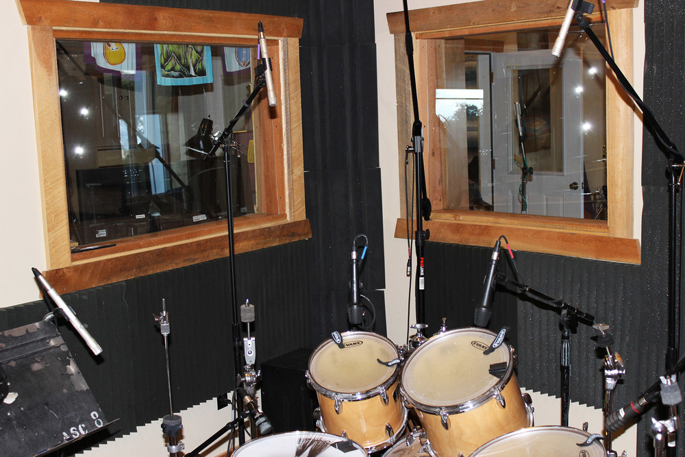 The Drum Booth