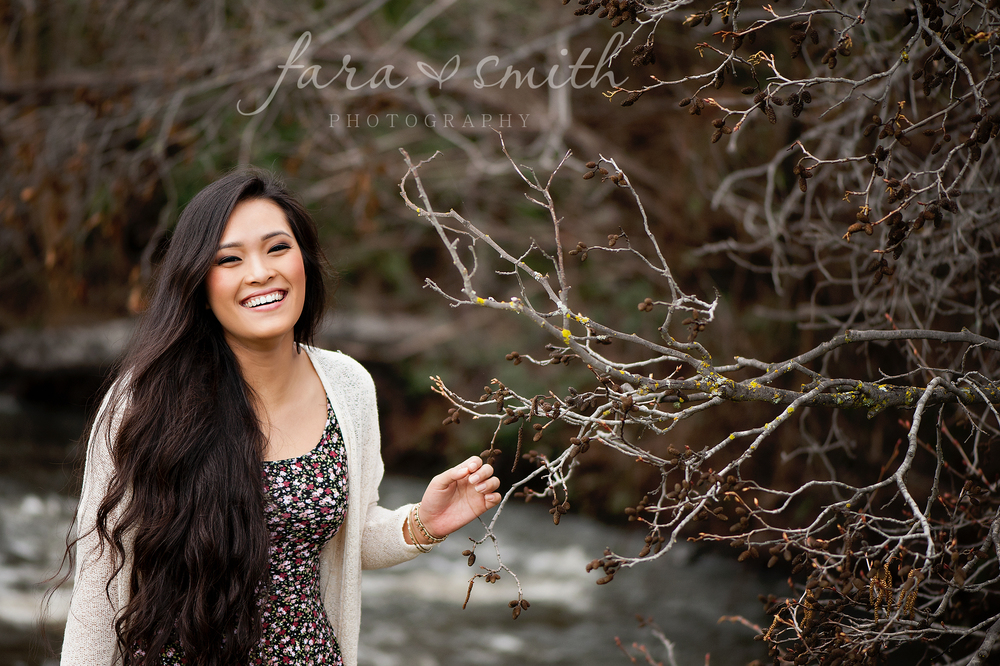 Sacramento CA senior portrait photographer