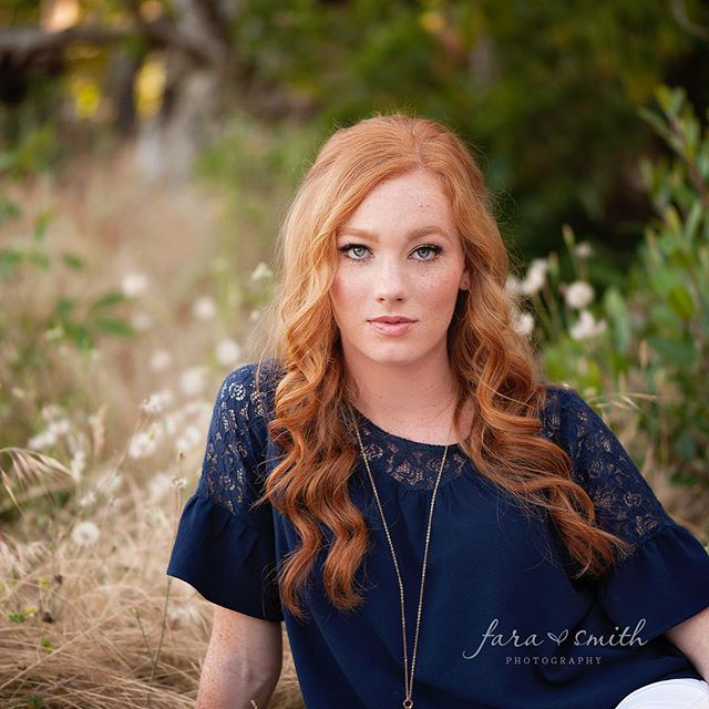 Spring is my favorite time of year to shoot. If you are the #classof2019 and still need #seniorportraits this is the perfect time!  Contact me today to book your spring senior session!  #whitneyhighschool #lincolnhighschool #delorohighschool #rosevillehighschool #redhead #rocklinhighschool #lincolncaphotographer #seniorpictures #senior