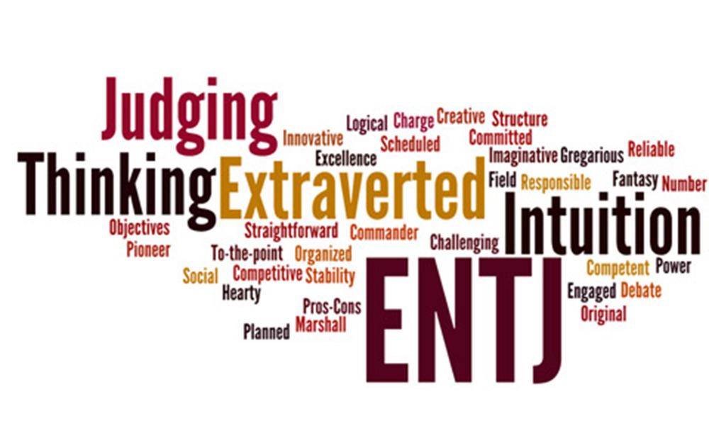 1. ENTJ personality type