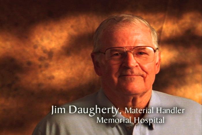 Hospital Worker Jim
