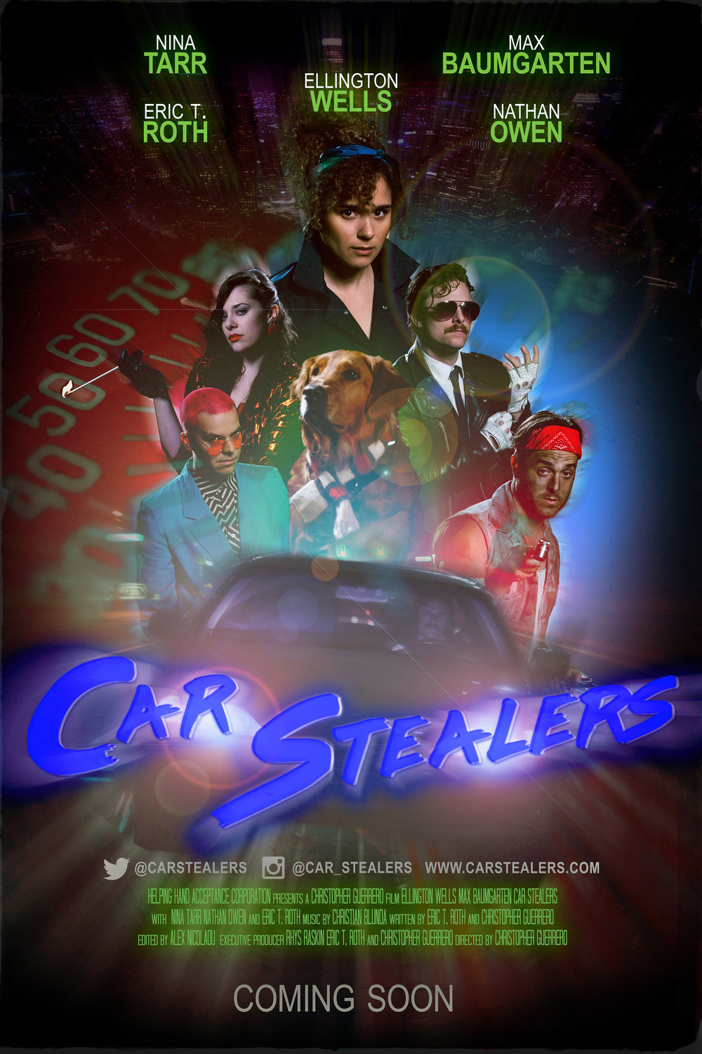 CAR STEALERS SCREENINGS - RSVP TO A SCREENING BELOW