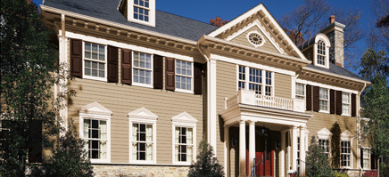 Benjamin Moore Exterior Paint. my home s paint colors room by room ...